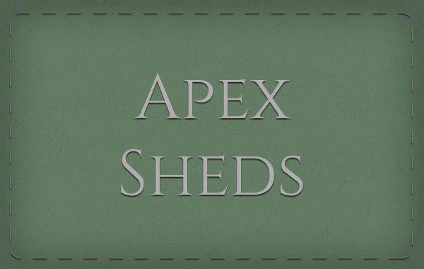 Apex sheds page link