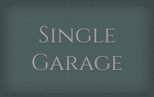 Single garages page link